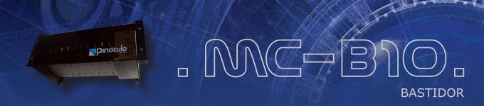 MC-B10 - Pináculo - Bastidor