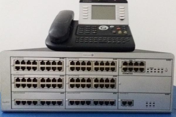 Vantagens da loca o central pabx alcatel omnipcx office usada - Pabx alcatel omnipcx office ...